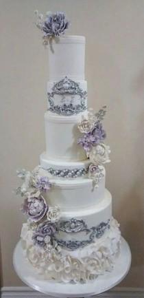 wedding photo - Cake And Dessert Inspiration