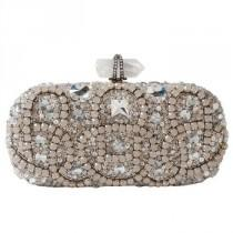wedding photo - Marchesa Opal Embroidered Clutch