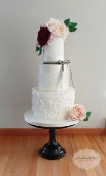 wedding photo - Women's Cake Ideas