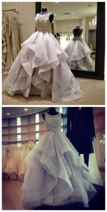 wedding photo - Fluffy Ball Gown