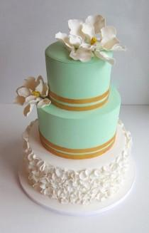wedding photo - Wedding Cakes I Might Choose
