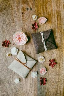 wedding photo - No Sew Mini Pouch DIY