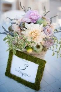 wedding photo - Wedding Table Number