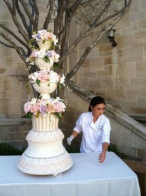 wedding photo - Cakes - Works Of Art