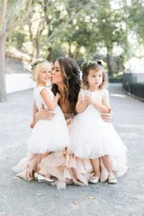 wedding photo - Blush   Marsala: Does It Get Any Prettier Than This!?