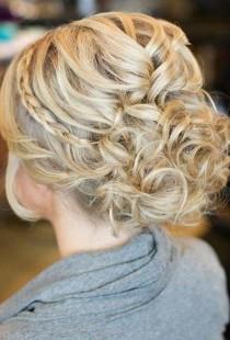 wedding photo - Wedding Hair Style