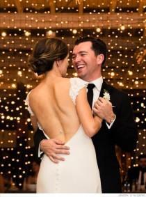 wedding photo - Meet The Bride: Brean's Intimate Seaside Ceremony