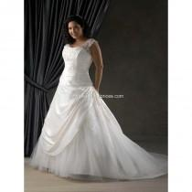 wedding photo - Bonny Unforgettable Wedding Dresses - Style 1102 - Formal Day Dresses