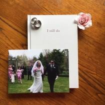 wedding photo - 1st Wedding Anniversary Present Ideas