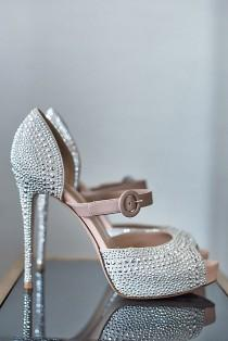 wedding photo - 30 Most Wanted Wedding Shoes For Bride & Bridesmaids