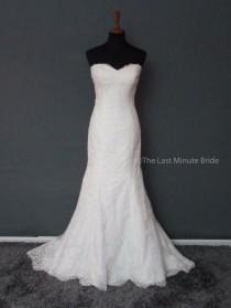 wedding photo - Essense Of Australia D1773 Ivory Size 14