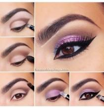 wedding photo - Pink Party Eyes