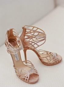 wedding photo - Bride Wedding Shoes