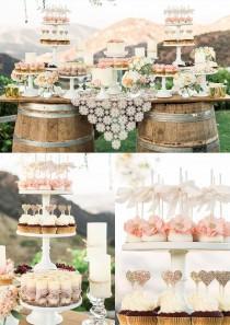 wedding photo - Shaby Chic Wedding Ideas