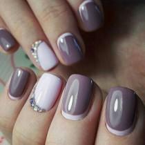 wedding photo - Nail Jewels