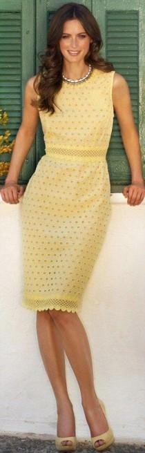 wedding photo - Look De Ouro: Como Vestir Amarelo Sem Esforços