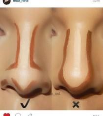 wedding photo - How To Do Nose Contour
