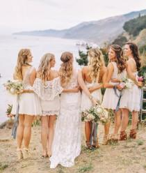 wedding photo - Bohemian Wedding