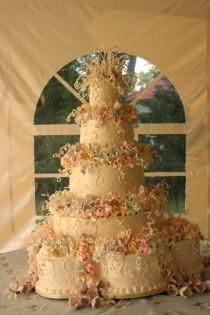 wedding photo - Unique Cake
