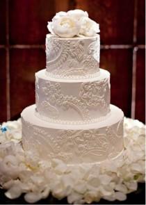 wedding photo - Wedding Cakes Inspiration