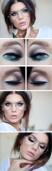 wedding photo - Turquoise Eyeline