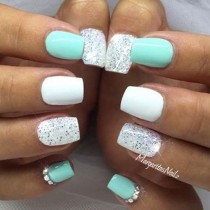 wedding photo - TRENDING: Mega Nail Collection - 141 Best Nail Art Designs
