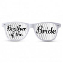 wedding photo - Brother of the Bride Sunglasses/Wedding Sunglasses/Wedding Party Shades