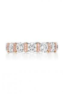 wedding photo - Eternity Band Engagement Ring