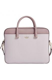 wedding photo - Saffiano Leather 13 Inch Laptop Bag
