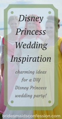 wedding photo - This Disney Princess Inspired Wedding Will Add Magic To Your Day