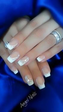 wedding photo - Bridal Nail Art