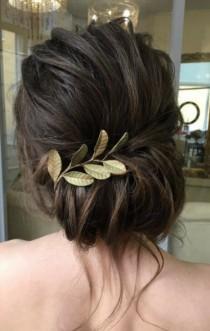 wedding photo - Wedding Hair And Headpieces