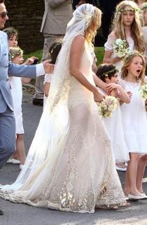 wedding photo - Kate Moss Wedding Photos