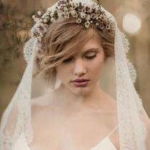wedding photo - 36 Stunning Wedding Veils That Will Leave You Speechless