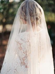 wedding photo - Romantic Lace Bridal Portraits