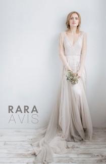 wedding photo - Dreamy Romantic Rara Avis Wedding Bloom Collection