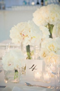 wedding photo - Wedding Table Decoration