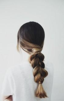 wedding photo - Unique Wedding Hairstyle