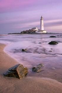 wedding photo - Lighthouse Love