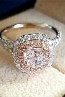 "wedding photo - 18 Amazing Ornate Engagement Rings That Will Make You Say ""I Want That!"""