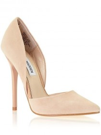 wedding photo - Nude Pumps By Steve Madden - Shop Now