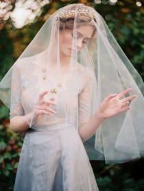 wedding photo - Chic Vintage Wedding Inspiration