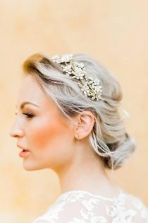 wedding photo - Wunderschöne Brautfrisuren Für Mittellange Und Lange Haare