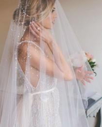 wedding photo - Gorgeous Bride Style With Extra Sparkle