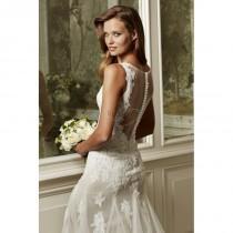 wedding photo - Wtoo Bridal Fall 2014- Style 13132 Francine - Elegant Wedding Dresses