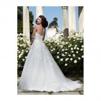 wedding photo - Casablanca Bridal Spring 2012 - Style- 2069 - Elegant Wedding Dresses