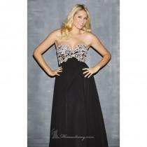 wedding photo - 7120w by NightMoves by Allure 7120W - Bonny Evening Dresses Online