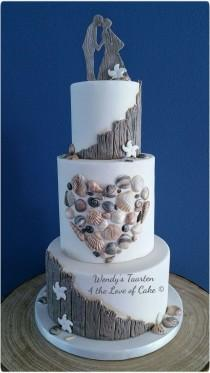 wedding photo - Wedding Cakes By Me
