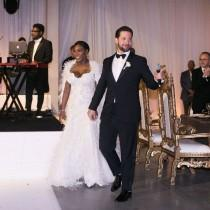 wedding photo - You NEED To See Serena Williams' Second Wedding Dress