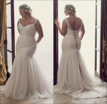 wedding photo - Plus Size Wedding Dresses